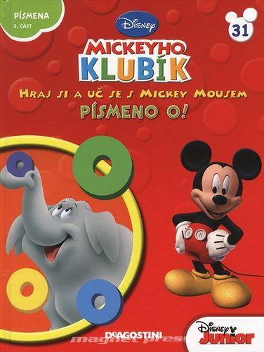 Mickeyho klubík č.31