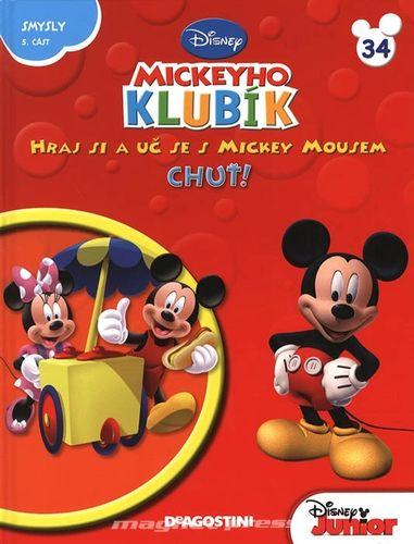 Mickeyho klubík č.34