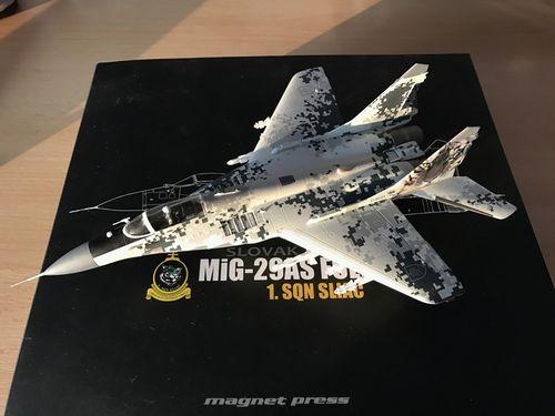 MiG-29AS Fulcrum-C Slovak Air Force 1 Sqn., #0921, Sliač AB, Slovakia, 2013