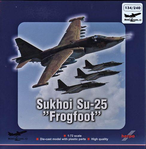 Model Sukhoi Su-25K