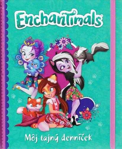 EnchanTimals - Môj tajný denníček