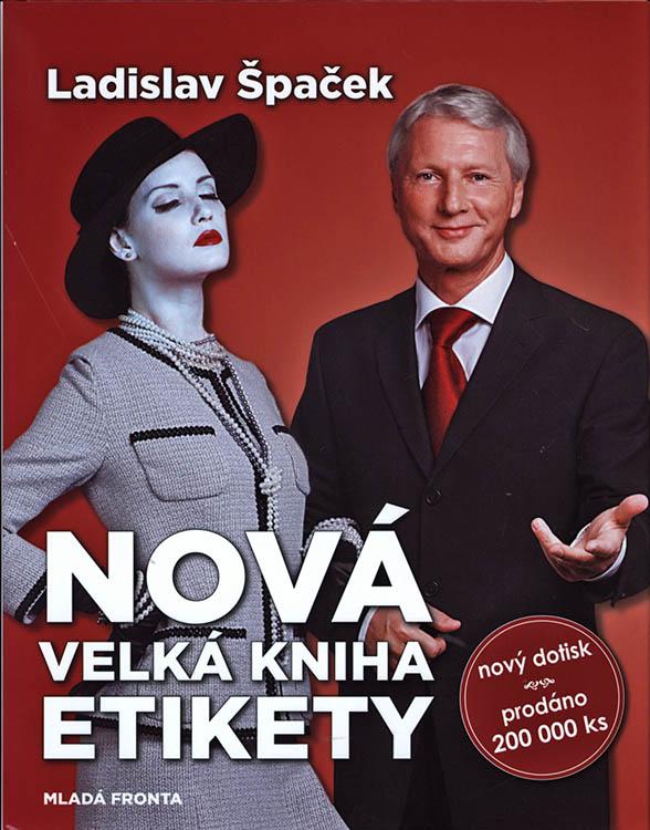6ab9981d9 Nová velká kniha etikety - PRESS.SK