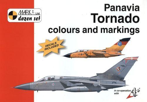 Panavia Tornado markings & colours 1/72