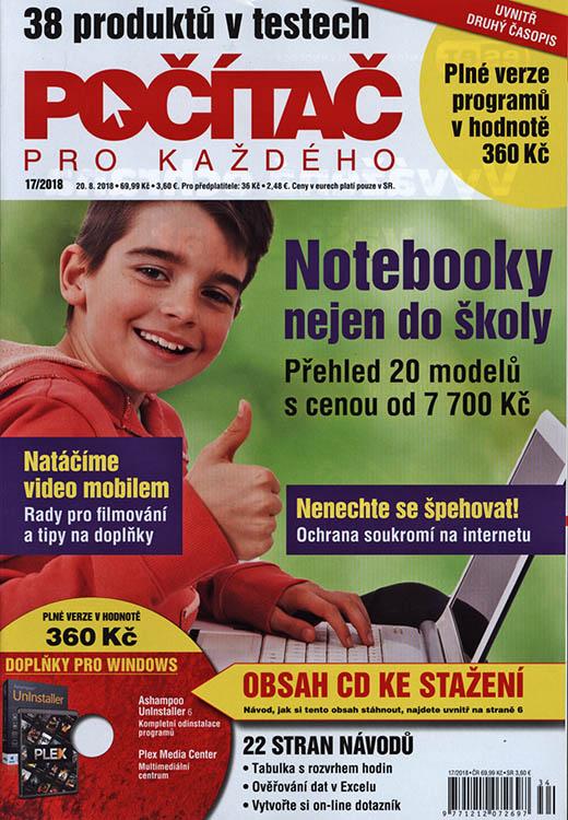 Počítač pro každého - predplatné
