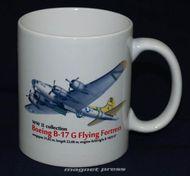 Boeing B-17 G Flying Fortress - Hrnček