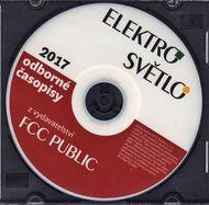 Elektro, Světlo 2017 na CD-ROM