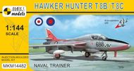 Hawker Hunter T.8B/T.8C 'Naval Trainer' - stavebnica