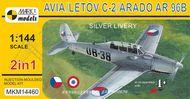 AVIA C-2/ARADO AR 96B