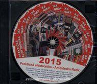 CD Amatérské radio - Praktická elektronika ročník 2015