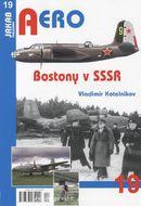 Aero 19 - Bostony v SSSR