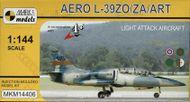 Aero L-39ZO/ZA/ART ( mierka 1:144 )