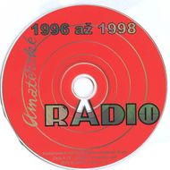 CD Amatérské radio 1996-1998