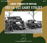 Truck 4x2 Light Utility - Morris 10Hp and Standard 12Hp