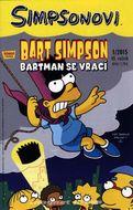 Simpsonovi: Bart Simpson 01/2015 Bartman se vrací