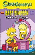 Simpsonovi - Bart Simpson 03/2018: Cáklá ségra