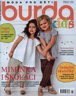 Burda - Móda pro děti 2018
