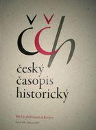 Český časopis historický