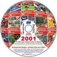 CD Amaterské rádio ročník 2001