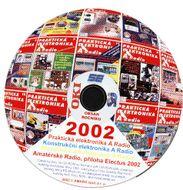 CD Amaterské rádio ročník 2002