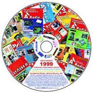 CD Amaterské rádio ročník 1999