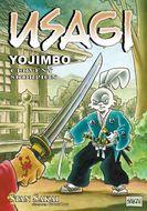 Usagi Yojimbo 28: Červený škorpión