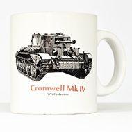 Cromwell Mk. IV - Hrnček
