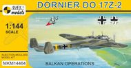 "Dornier Do 17Z-2/3 ""Balkan Operations"" - stavebnica"