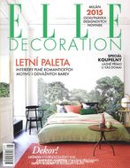 Elle Decoration - Jaro/Léto 2015