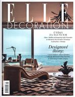 Elle Decoration - Jaro 2018