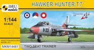 Hawker Hunter T.7 'Two-seat Trainer' - stavebnica