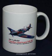 Hawker Hurricane Mk IIB - Hrnček