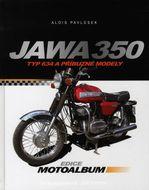 Jawa 350 - Typ 634 a příbuzné modely