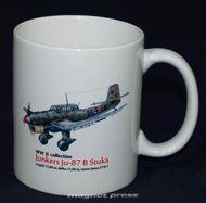 Junkers Ju-87 B Stuka - Hrnček