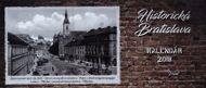 Historická Bratislava 2018 (stolový kalendár)