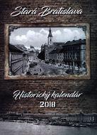 Stará Bratislava - historický kalendár 2018 (nástenný kalendár)