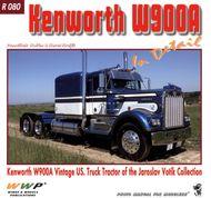 Kenworth W900A in detail