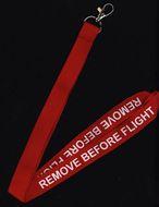 Prívesok na kľúče Remove before flight