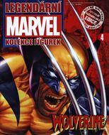 Marvel kolekcia figúrok č. 4 - Wolverine