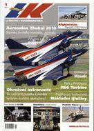 Letectví + kosmonautika č.01/2011