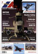 Letectví + kosmonautika č.07/2011