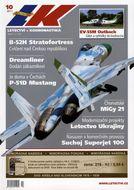 Letectví + kosmonautika č.10/2011