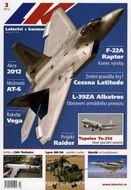 Letectví + kosmonautika č.03/2012
