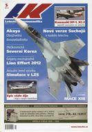 Letectví + kosmonautika č.05/2012