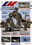 Letectví + kosmonautika č.07/2012