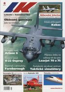 Letectví + kosmonautika č.08/2012