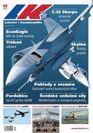 Letectví + kosmonautika č.12/2013
