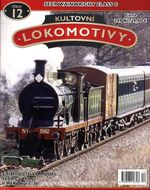Kultovní lokomotivy č.12 - 1902 SECR 'C' Class 0-6-0 No. 592
