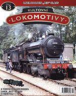 Kultovní lokomotivy č.13 - 1928 LNER 'B12' 4-6-0 No. 8572