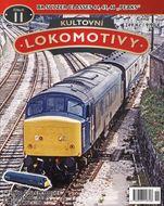 Kultovní lokomotivy č.11 - 1962 BR Class 46 'Peak' No. 46022 Lytham St. Annes