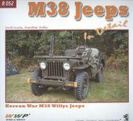 M38 Jeeps in detail